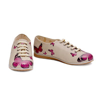 Butterfly Ballerinas Shoes COC3007