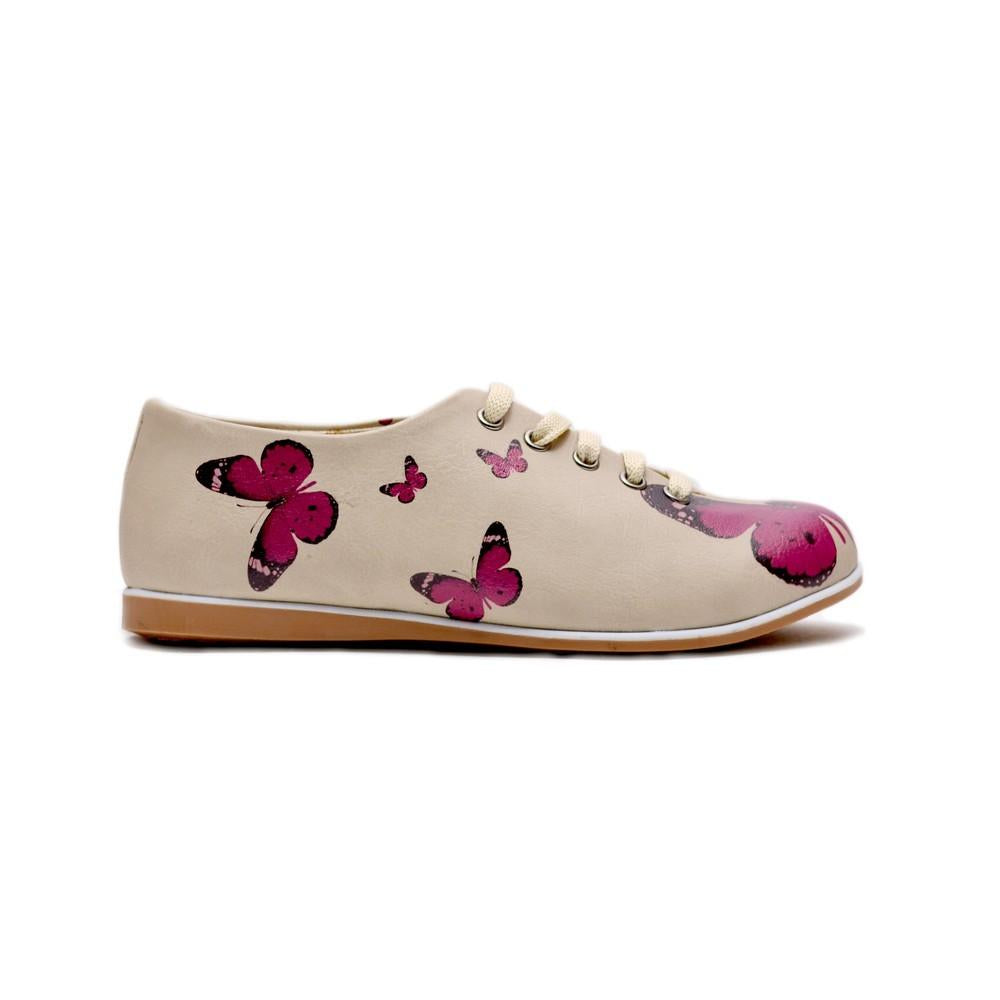 GOBY Butterfly Ballerinas Shoes COC3007