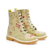 Heart Long Boots COC310