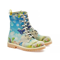 Butterfly Long Boots COC317 (1405799694432)