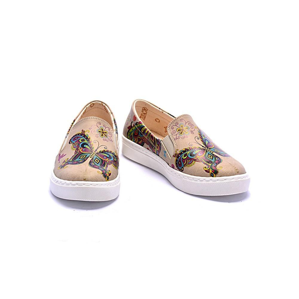 GOBY Butterfly Slip on Sneakers Shoes COC4007