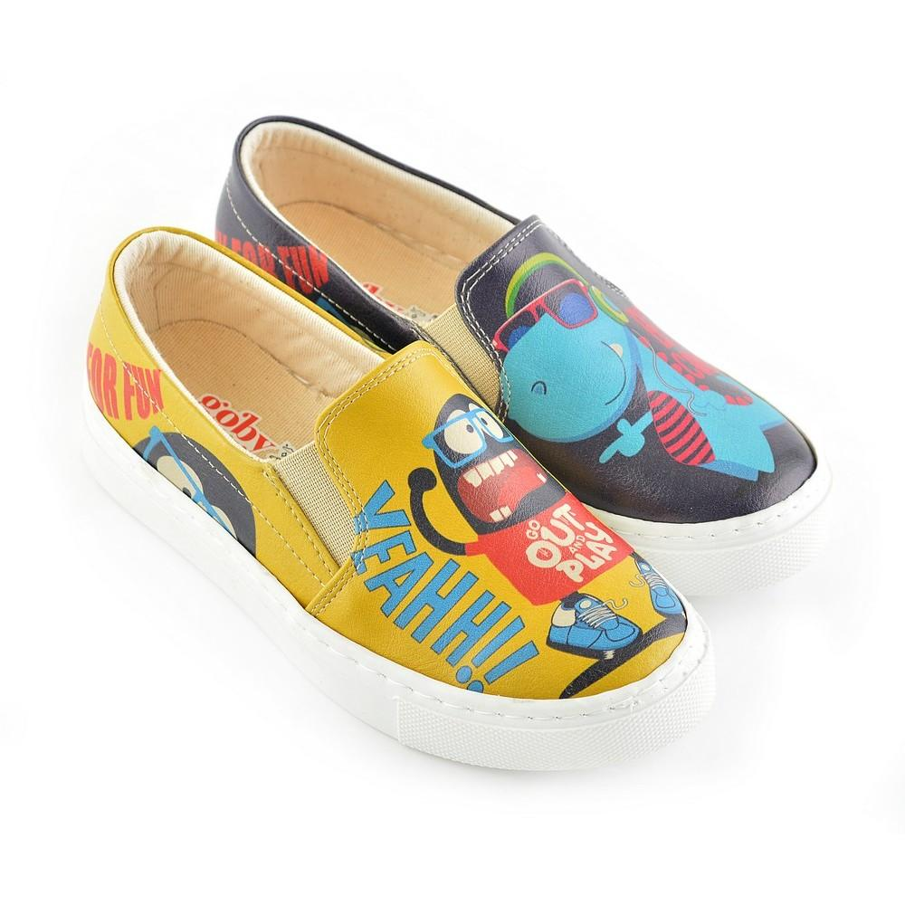 GOBY Be Cool Slip on Sneakers Shoes COC4014