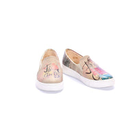 Fashion Girl Slip on Sneakers Shoes COC4015 (1405800284256)