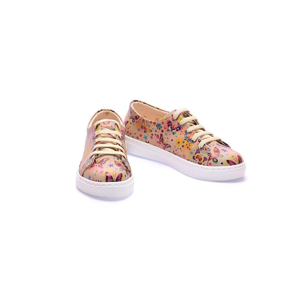 Butterfly Slip on Sneakers Shoes COC5004