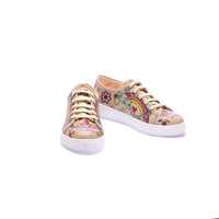 Princess Slip on Sneakers Shoes COC5006 (1405800939616)