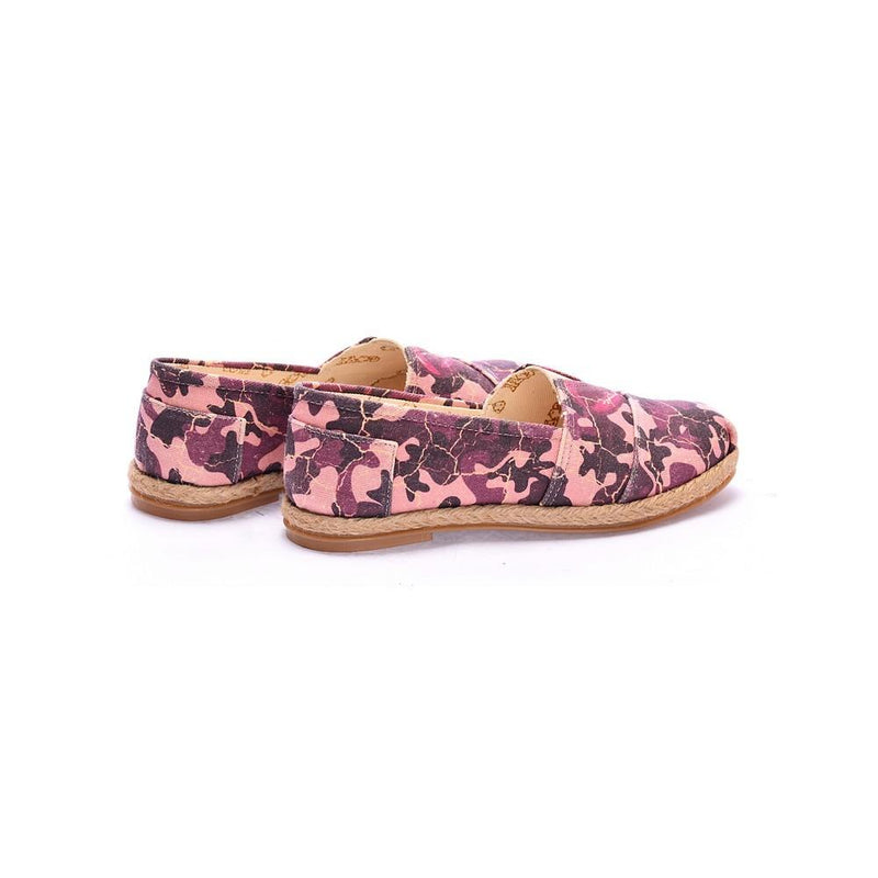 Camouflage Ballerinas Shoes COC6003 (1405801562208)