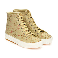 My Cute Bear Sneaker Boots CW2015 (1405802938464)