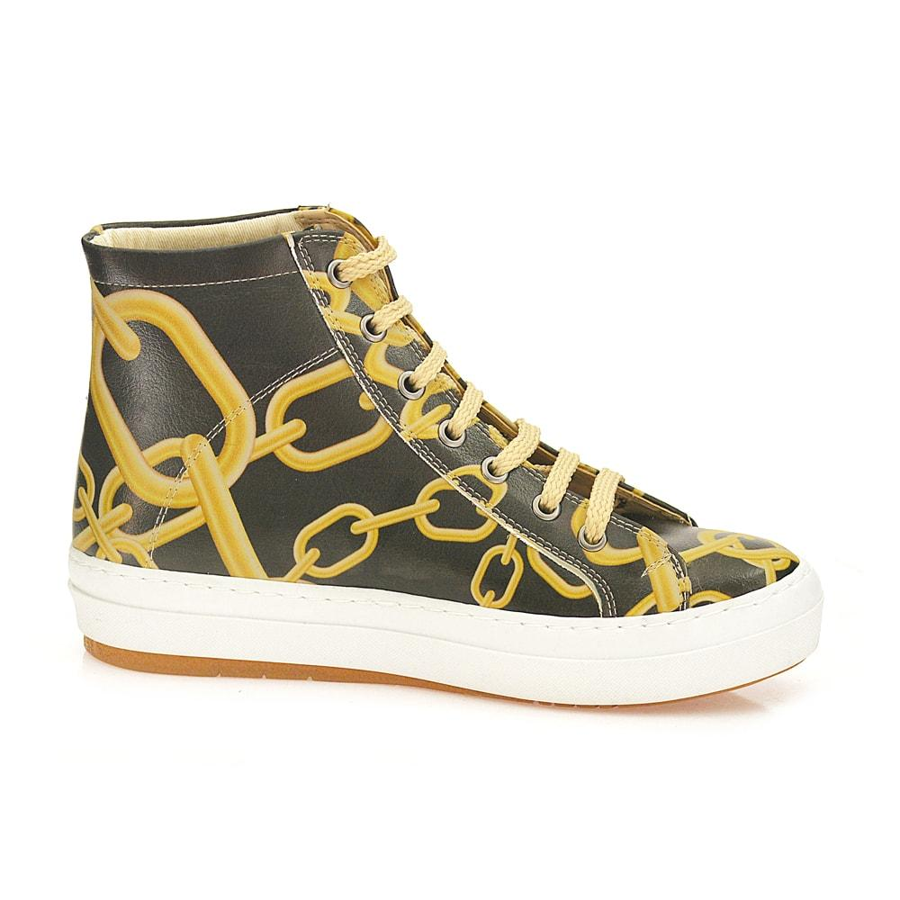 Chains Sneaker Boots CW2021