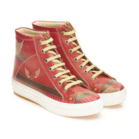 Angel Winged Heart Sneaker Boots CW2022 (1405803135072)