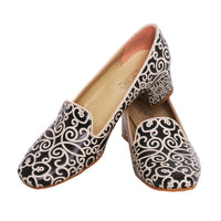 Pattern Career Heel Shoes DB110 (506264780832)