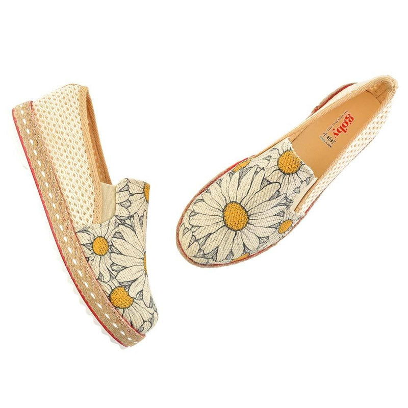 Daisy Slip on Sneakers Shoes DEL101 (506265010208)