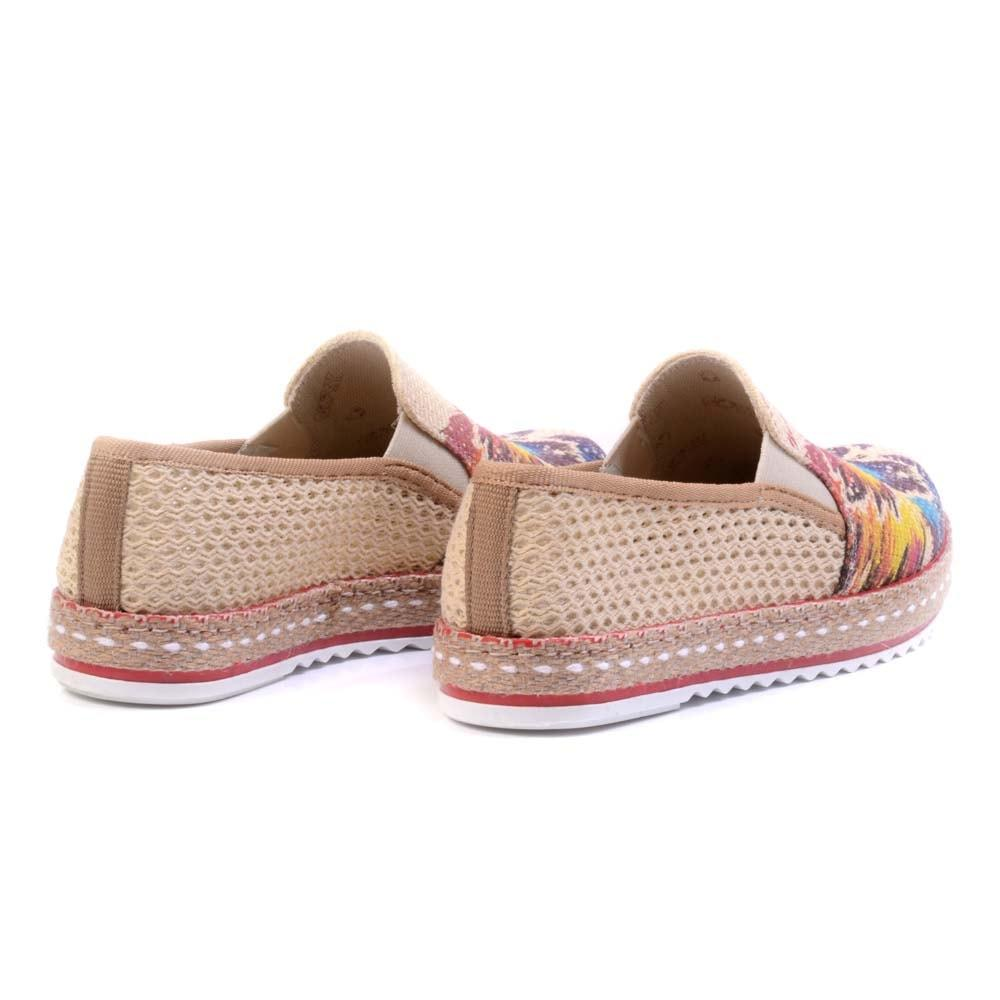 GOBY Butterfly Slip on Sneakers Shoes DEL105