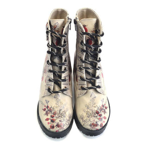 Autumn and Butterflies Short Boots DRY101