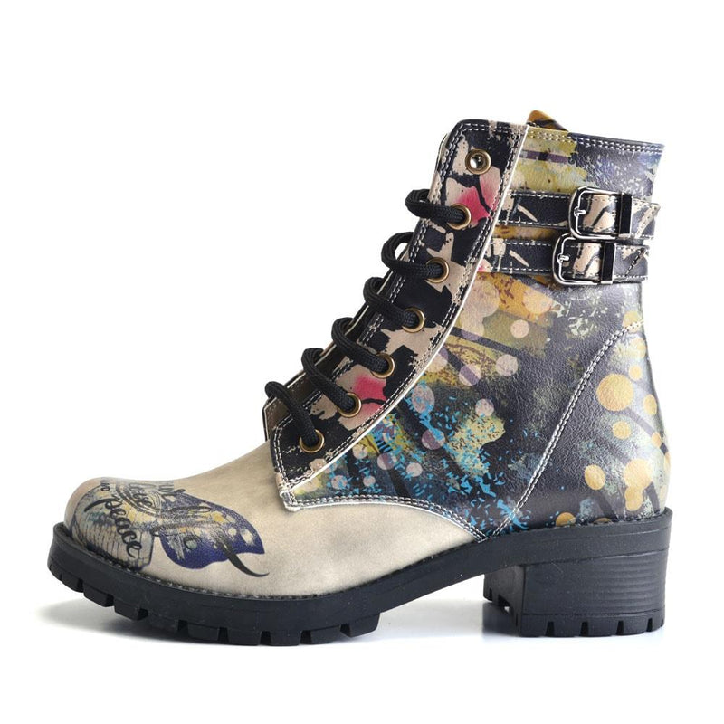Short Boots DRY105 (1405804085344)
