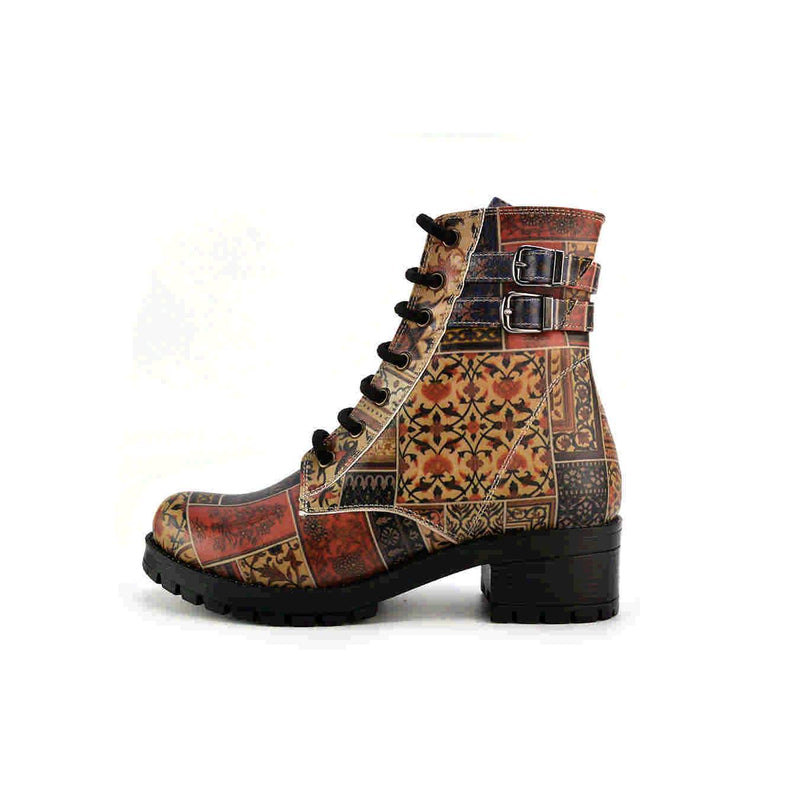 Short Boots DRY111 (1891164618848)
