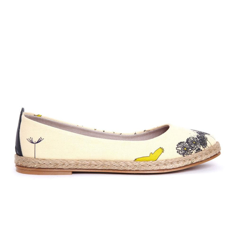 Dandelion Ballerinas Shoes FBR1180 (506265501728)