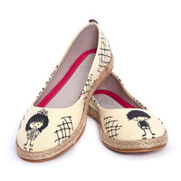 Itchy Witchy Ballerinas Shoes FBR1204 (1405805330528)