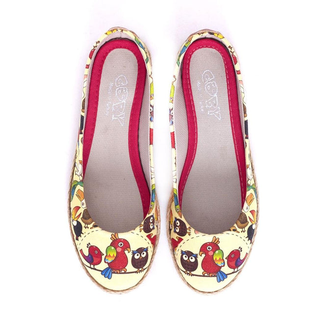 Animals Ballerinas Shoes FBR1206, Goby, GOBY Ballerinas Shoes