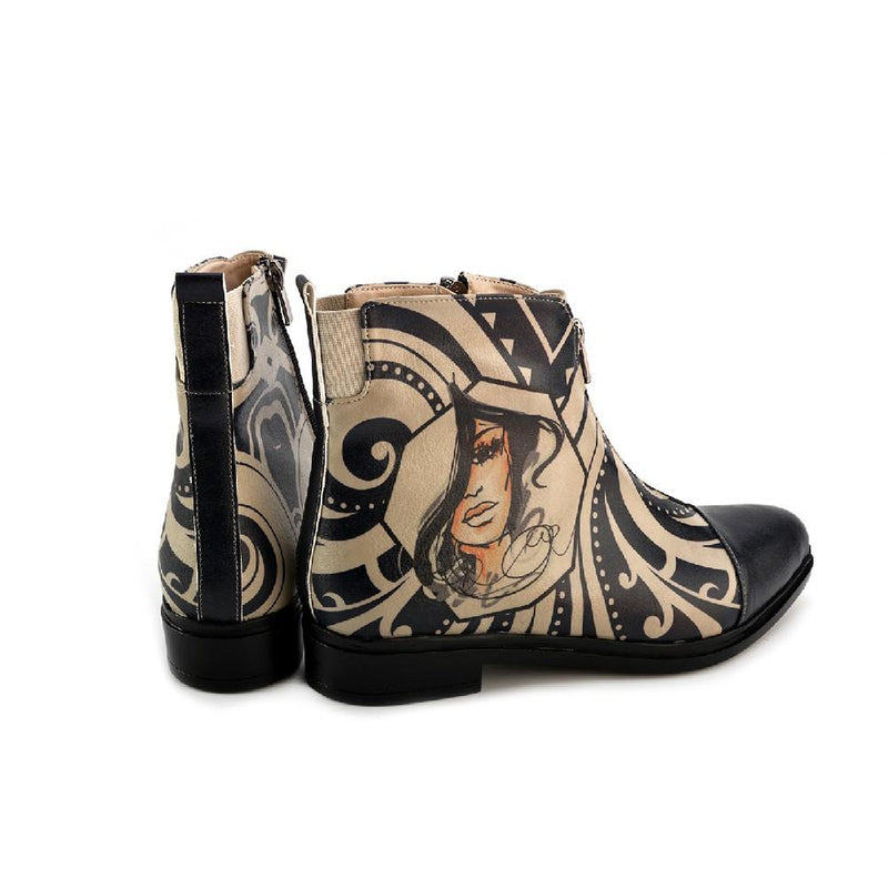 Ankle Boots FER121 (2236783722592)