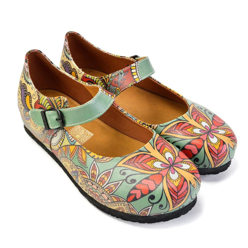 Ballerinas Shoes GBL205 (1405806936160)