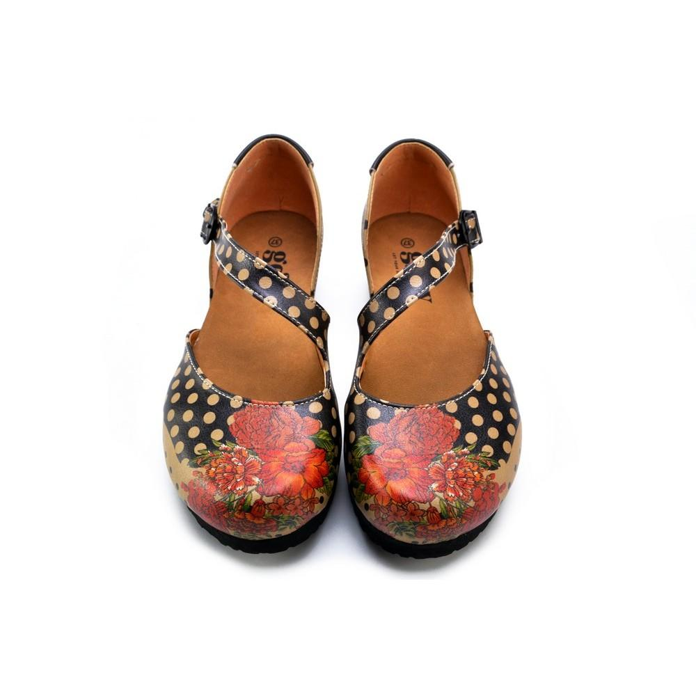GOBY Ballerinas Shoes GBL308