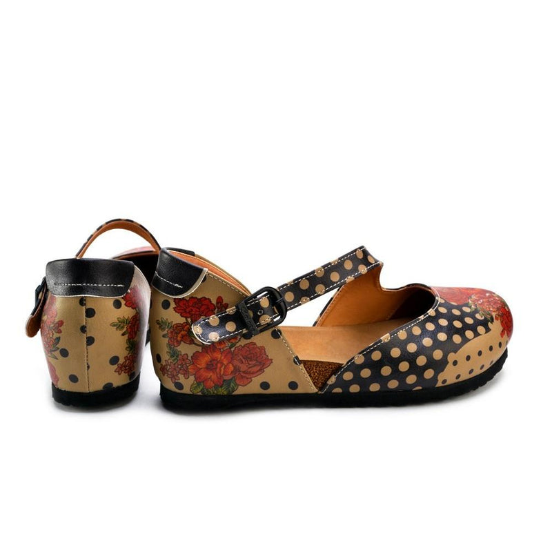 Ballerinas Shoes GBL308 (1421162348640)