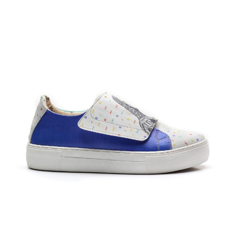 Slip on Sneakers Shoes GCS102 (2272925057120)