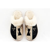 Cool Cat Shearling Slipper GCT101 (1421163888736)