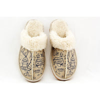 Snowball Fight Shearling Slipper GCT102 (1421163987040)