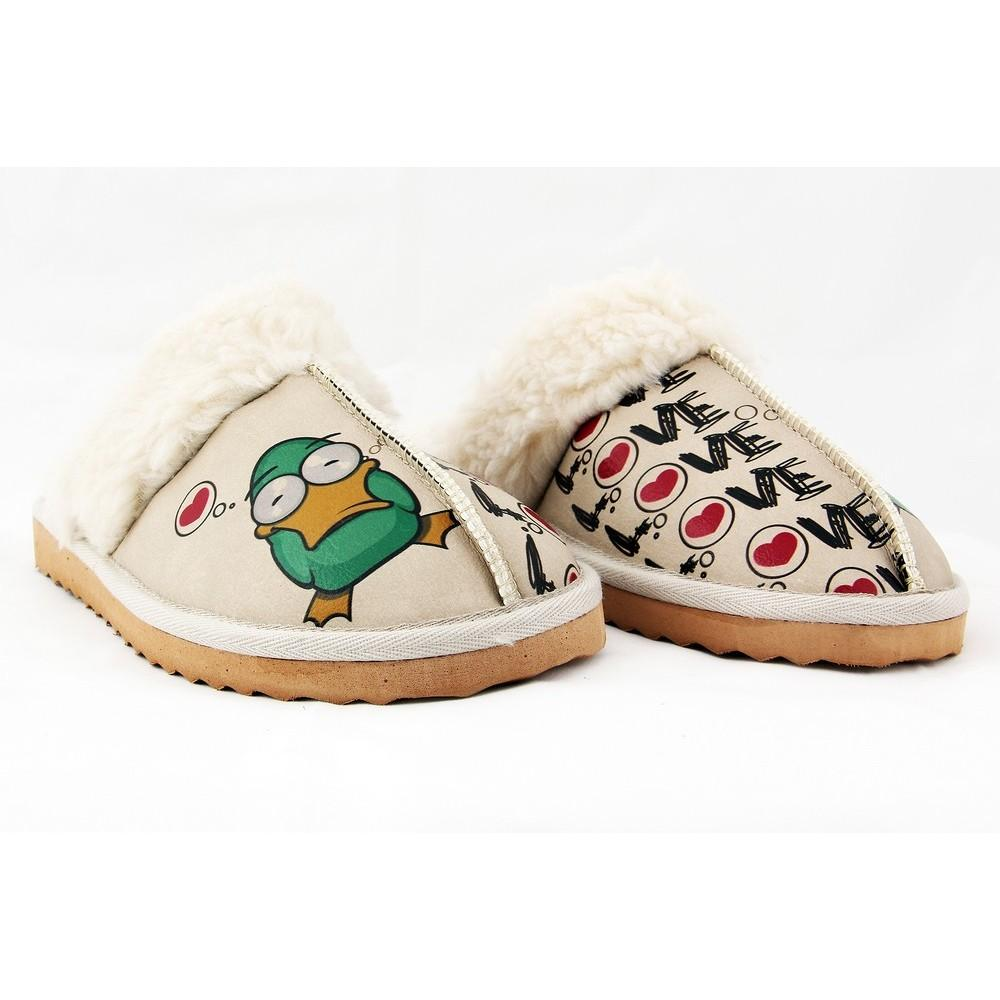 Sweet Duck Shearling Slipper GCT104