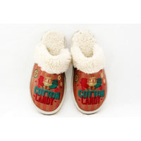 Cotton Candy Shearling Slipper GDT103 (1421164904544)