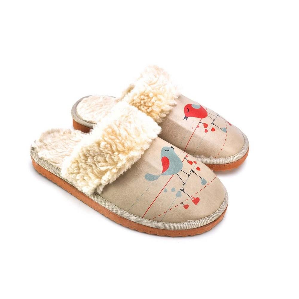 Shearling Slipper GDT106