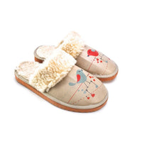 Shearling Slipper GDT106 (1421164511328)