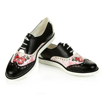 Butterfly Oxford Shoes GNG104