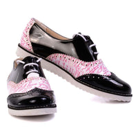 I Love You Oxford Shoes GNG201 (506266255392)