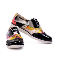Butterfly Oxford Shoes GNG202 (1421165887584)