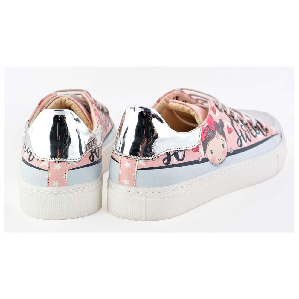 GOBY Sweet Girl Slip on Sneakers Shoes GOB202