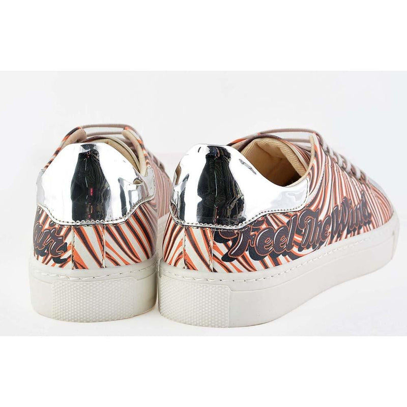 Feel the Wind Slip on Sneakers Shoes GOB207 (506267369504)