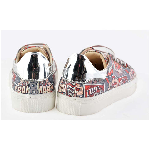 Cosmic Magic Slip on Sneakers Shoes GOB208 - Goby GOBY Slip on Sneakers Shoes