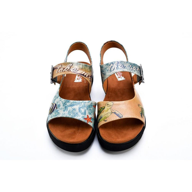 Casual Sandals GSN206 (1421171785824)
