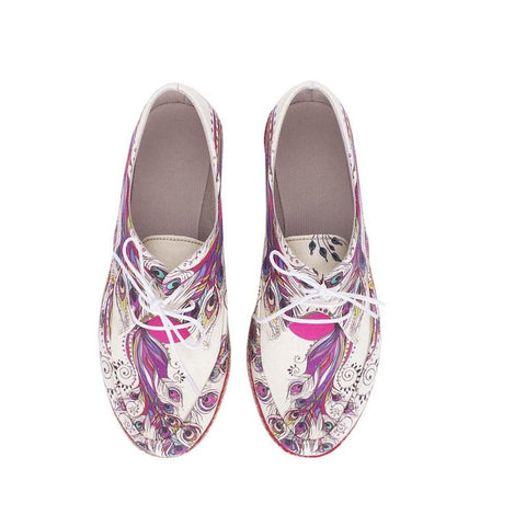 GOBY Peacock Slip on Sneakers Shoes HSB1685