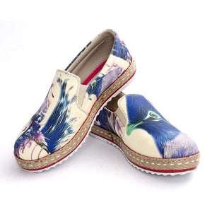 Peacock Slip on Sneakers Shoes HV1562