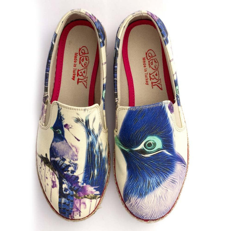 Peacock Slip on Sneakers Shoes HV1562 (506267533344)