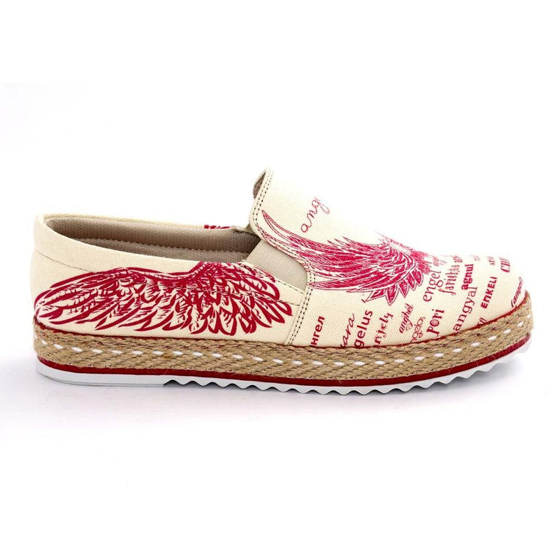 Angel Slip on Sneakers Shoes HV1566 (506267598880)
