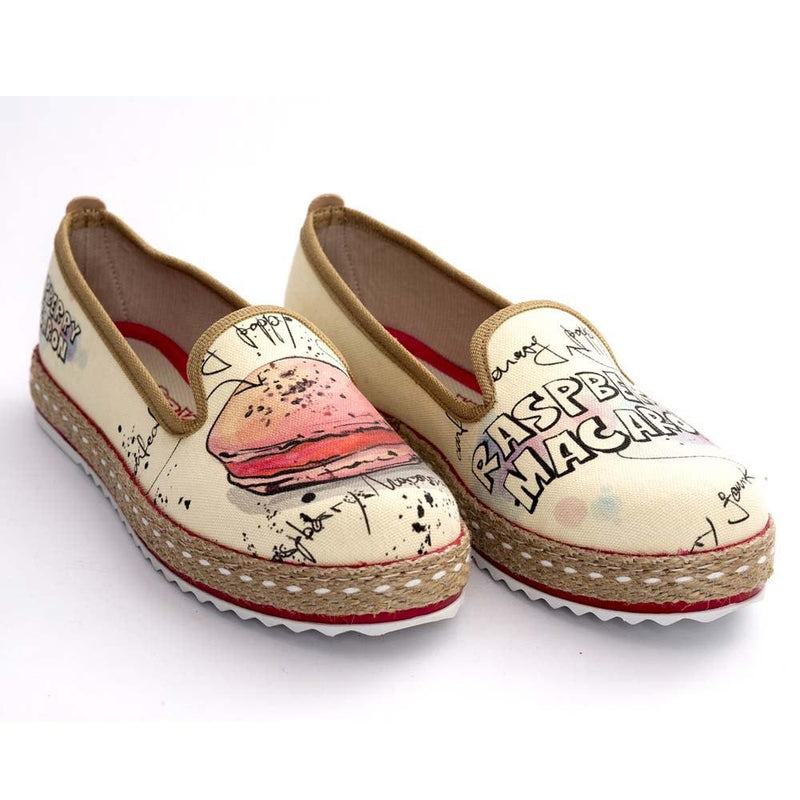 Macaron Slip on Sneakers Shoes HVD1456