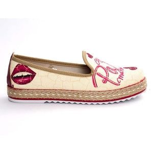 Paris Slip on Sneakers Shoes HVD1462