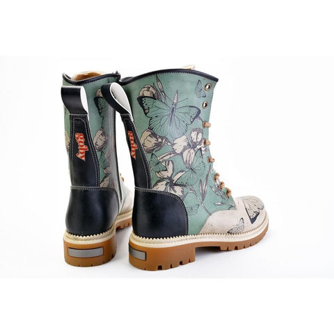 GOBY Long Boots JNR105