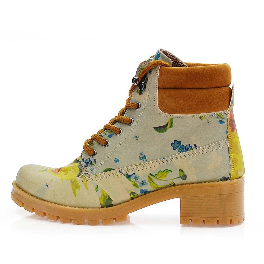 GOBY Sunny Day Short Boots KAT111