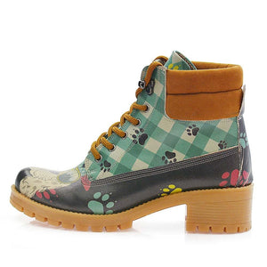 GOBY Cool Dog Short Boots KAT112