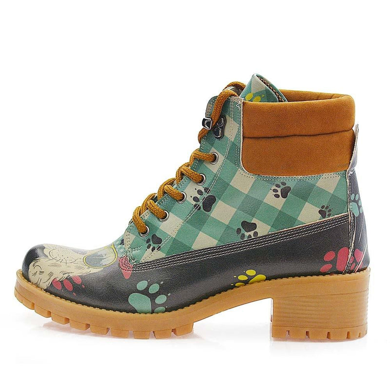 Cool Dog Short Boots KAT112 (506268418080)